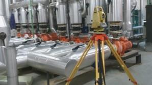 Topografía Industrial y mediciones