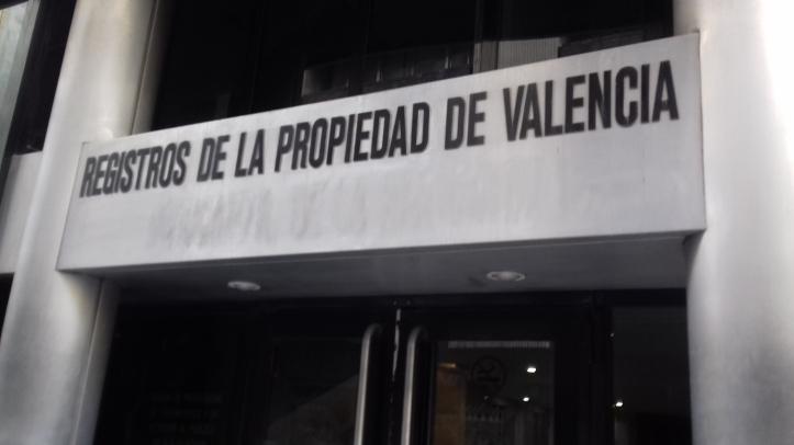 Nota Simple de una Escritura Pública Valencia